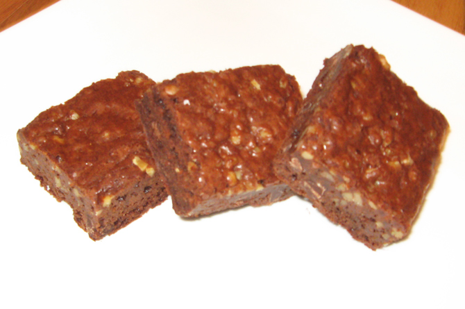 Original Sin Brownies